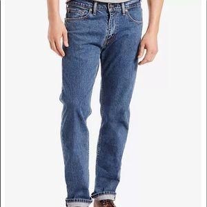Men's Levi's 505 strait jeans